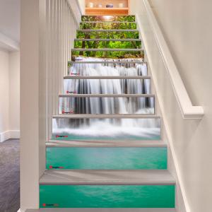 Trang kính bậc cầu thang